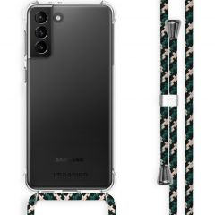 iMoshion Backcover met koord Samsung Galaxy S21 Plus - Groen