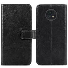 iMoshion Luxe Booktype Xiaomi Redmi Note 9T (5G) - Zwart