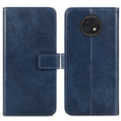 iMoshion Luxe Booktype Xiaomi Redmi Note 9T (5G) - Donkerblauw