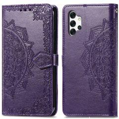 iMoshion Mandala Booktype Samsung Galaxy A32 (4G) - Paars