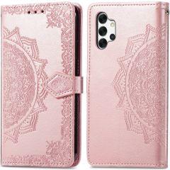 iMoshion Mandala Booktype Samsung Galaxy A32 (4G) - Rosé Goud