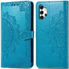 iMoshion Mandala Booktype Samsung Galaxy A32 (4G) - Turquoise