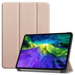 iMoshion Trifold Bookcase iPad Pro 11 (2020-2018) - Goud