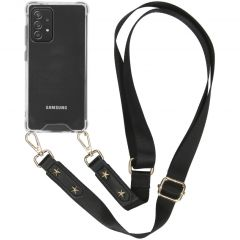 iMoshion Backcover met strap Galaxy A52 (5G) / A52 (4G) - Transparant