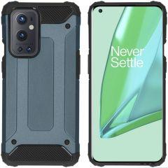 iMoshion Rugged Xtreme Backcover OnePlus 9 Pro - Donkerblauw