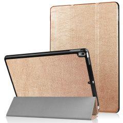 iMoshion Trifold Bookcase iPad Air 10.5 / iPad Pro 10.5 - Goud
