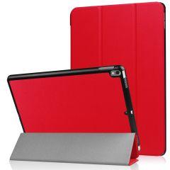 iMoshion Trifold Bookcase iPad Air 10.5 / iPad Pro 10.5 - Rood