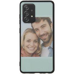 Ontwerp je eigen Galaxy A52 (5G)/A52 (4G) gel hoesje - Zwart