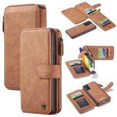 CaseMe Luxe 2 in 1 Portemonnee Booktype Galaxy A52 (5G) / A52 (4G)