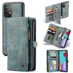 CaseMe Luxe Lederen 2in1 Portemonnee Booktype Galaxy A52 5G/A52 4G