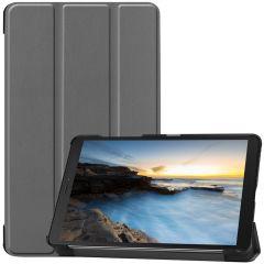 iMoshion Trifold Bookcase Galaxy Tab A 8.0 (2019) - Grijs