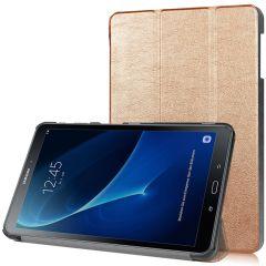 iMoshion Trifold Bookcase Galaxy Tab A 10.1 (2016) - Goud