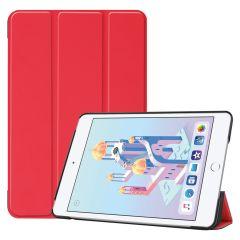 iMoshion Trifold Bookcase iPad mini (2019) / Mini 4 - Rood