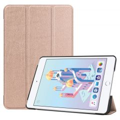 iMoshion Trifold Bookcase iPad mini (2019) / Mini 4 - Rosé Goud