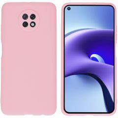 iMoshion Color Backcover Xiaomi Redmi Note 9T (5G) - Roze
