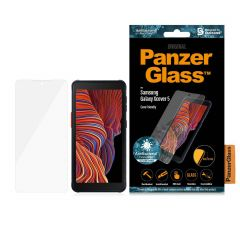 PanzerGlass Anti-Bacterial Case Friendly Screenprotector Galaxy Xcover 5