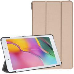 iMoshion Trifold Bookcase Galaxy Tab A 8.0 (2019) - Goud