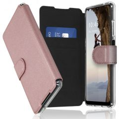 Accezz Xtreme Wallet Booktype Samsung Galaxy A32 (5G) - Rosé Goud