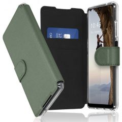 Accezz Xtreme Wallet Booktype Samsung Galaxy A32 (5G) - Lichtgroen