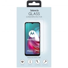 Selencia Gehard Glas Screenprotector Motorola Moto G30 / / G20 / G10 (Power) / E7i Power