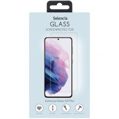 Selencia Gehard Glas Screenprotector Samsung Galaxy S21 Plus