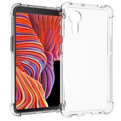iMoshion Shockproof Case Samsung Galaxy Xcover 5 - Transparant