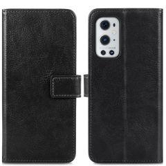 iMoshion Luxe Booktype OnePlus 9 Pro - Zwart