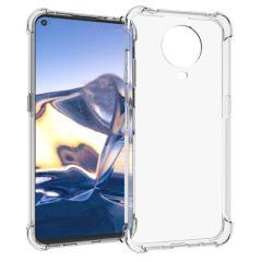iMoshion Shockproof Case Nokia G10 / G20 - Transparant