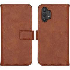 iMoshion Luxe Booktype Samsung Galaxy A32 (4G) - Bruin