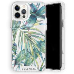 Selencia Fashion Extra Beschermende Backcover iPhone 12 (Pro)