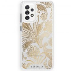 Selencia Fashion Extra Beschermende Backcover Samsung Galaxy A72
