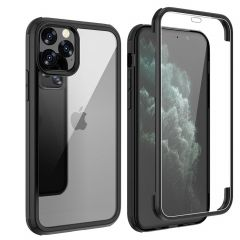 Valenta Full Cover 360° Tempered Glass iPhone 11 - Zwart