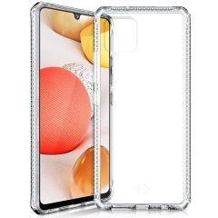 Itskins Hybrid Clear Backcover Samsung Galaxy A42 - Transparant