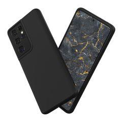 RhinoShield SolidSuit Backcover Samsung Galaxy S21 Ultra - Classic Black