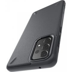 Ringke Onyx Backcover Samsung Galaxy A72 - Donkergrijs