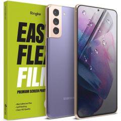 Ringke Easy Flex Screenprotector Duo Pack Samsung Galaxy S21 Plus