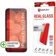 Displex Screenprotector Real Glass iPhone 11 Pro / Xs / X