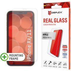 Displex Screenprotector Real Glass iPhone 11 / Xr