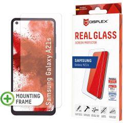Displex Screenprotector Real Glass Samsung Galaxy A21s