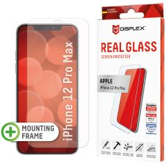 Displex Screenprotector Real Glass iPhone 12 Pro Max