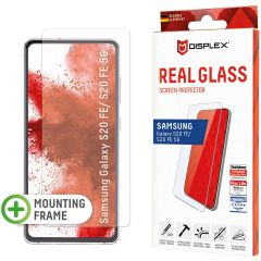 Displex Screenprotector Real Glass Samsung Galaxy S20 FE