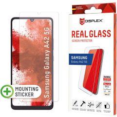 Displex Screenprotector Real Glass Samsung Galaxy A42