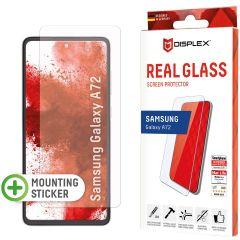 Displex Screenprotector Real Glass Samsung Galaxy A72