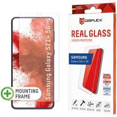 Displex Screenprotector Real Glass Fingerprint Sensor Samsung Galaxy S21 Plus