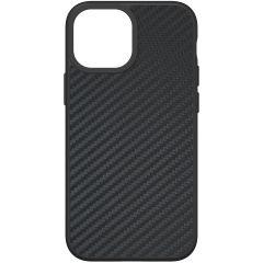 RhinoShield SolidSuit Backcover iPhone 13 Mini  - Carbon Fiber Black