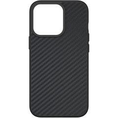 RhinoShield SolidSuit Backcover iPhone 13 Pro - Carbon Fiber Black