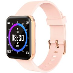 Lenovo Smartwatch E1 Pro - Roze