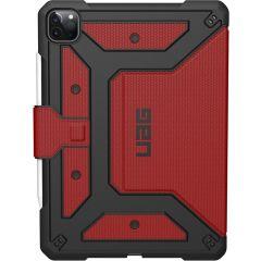 UAG Metropolis Bookcase iPad Pro 12.9 (2020) - Rood