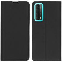 iMoshion Slim Folio Book Case Huawei P Smart (2021) - Zwart