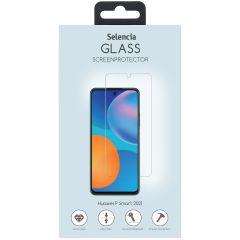 Selencia Gehard Glas Screenprotector Huawei P Smart (2021)